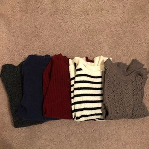 Old Navy Sweater Bundle